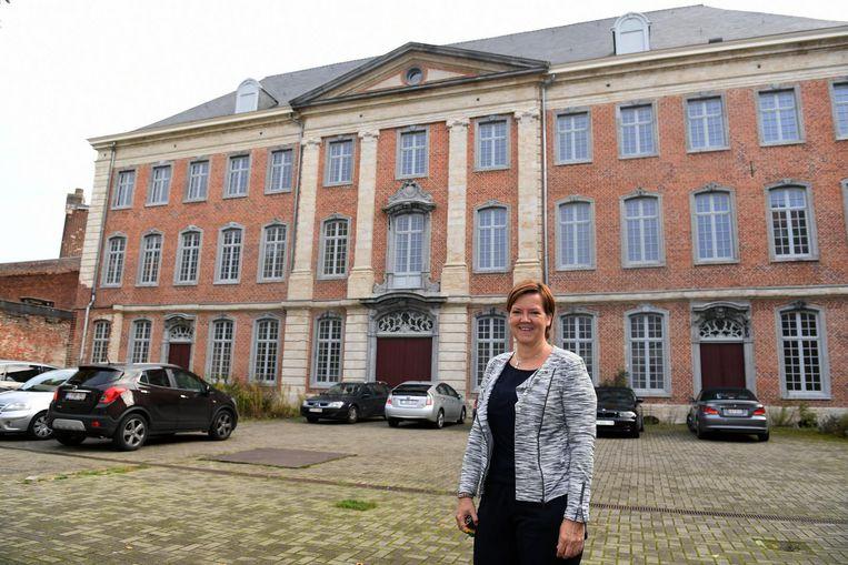 Leegstand en stilstand in het Luxemburgcollege