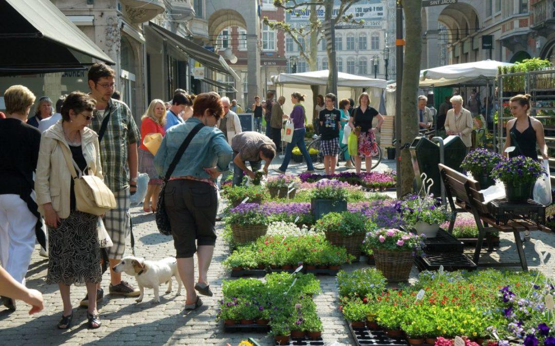 Roeselare en Leuven hebben meest hygiënische markten