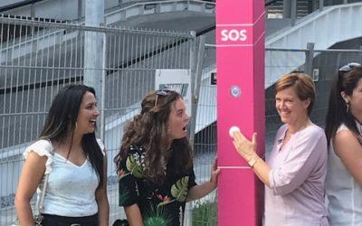 SOS-palen en slimme verlichting om het veiligheidsgevoel in Leuven te verhogen