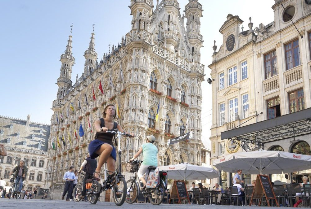 Leuvense markten blijven in kop van het peloton inzake hygiëne