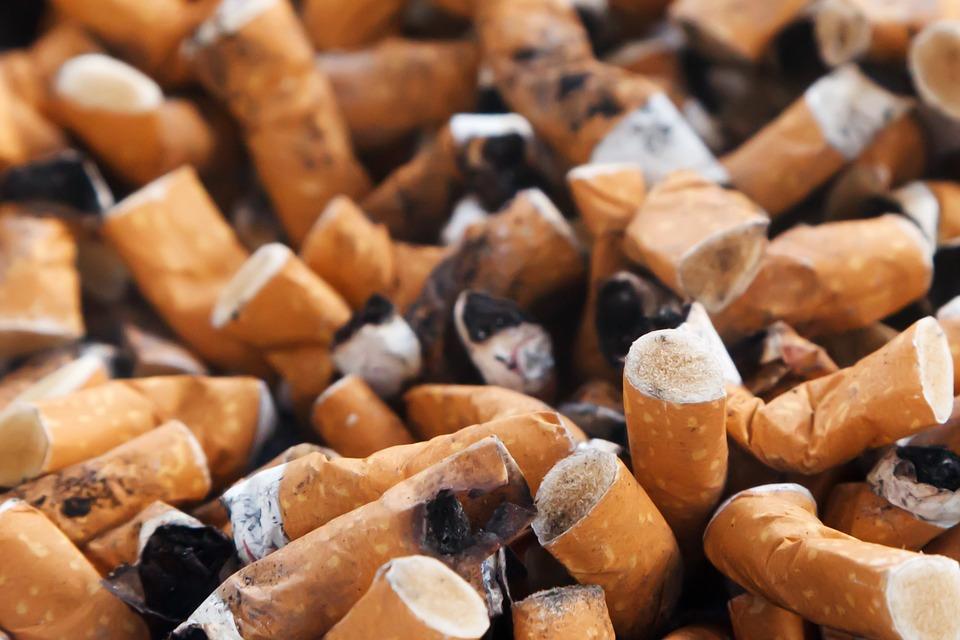 Rookverbod nog steeds niet nageleefd
