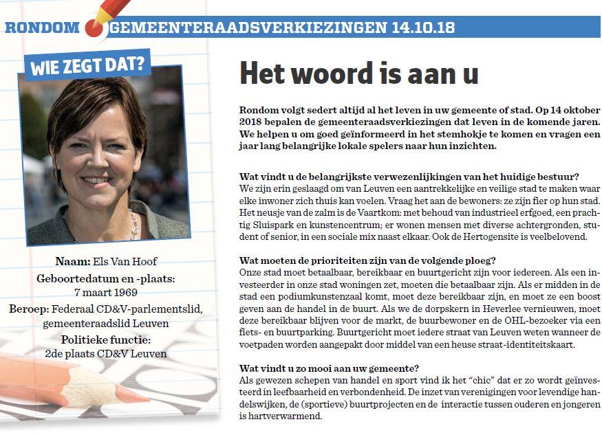 3B-bril voor Leuven: betaalbaar, bereikbaar en buurtgericht