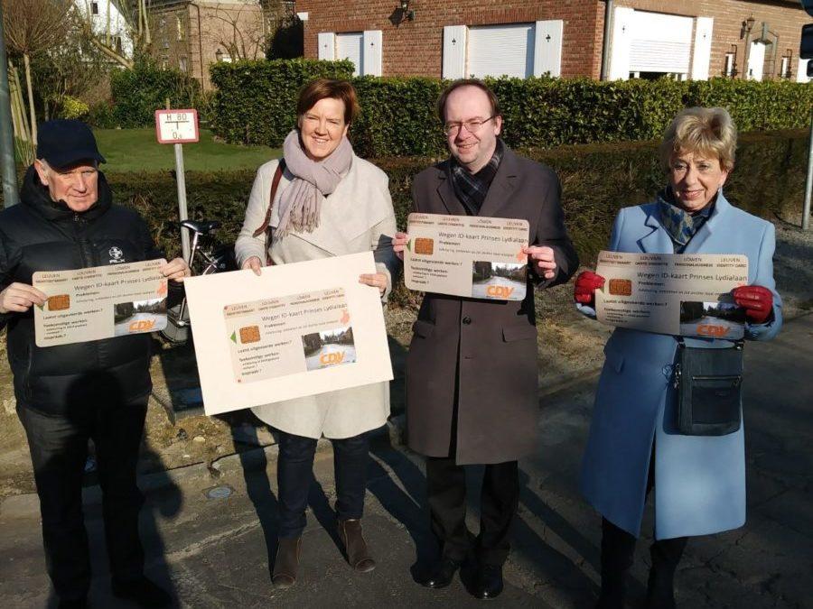 Wegen-ID: duidelijkheid over het asfalteren van oude Leuvense straten