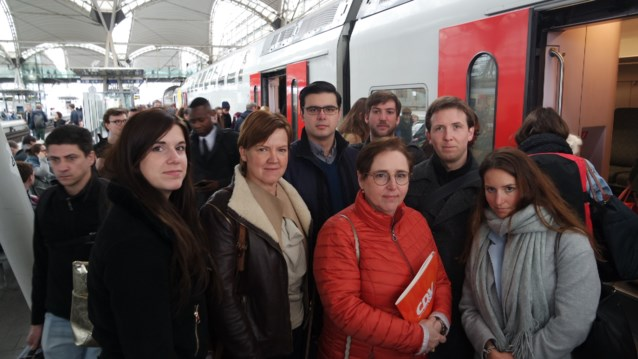 Station Leuven onder druk: 35.000 reizigers per weekdag