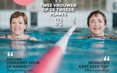 2×2: Els Van Hoof & Karin Brouwers