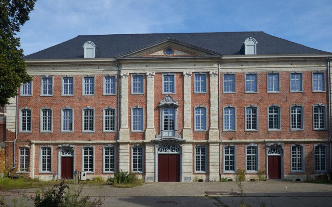 Geen gerechtsgebouw in Luxemburgcollege